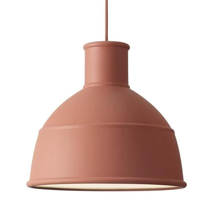 UNFOLD terracotta Suspension Souple Ø32,5cm