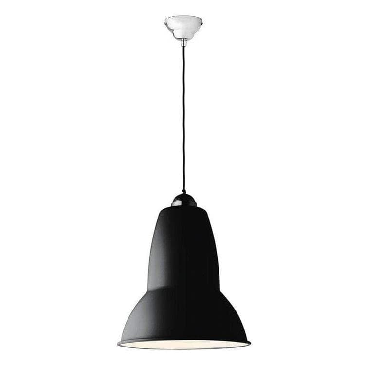 ORIGINAL 1227 GIANT noir satiné Suspension Ø44cm
