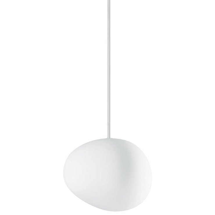 GREGG PICCOLA Blanc Suspension Ø13cm