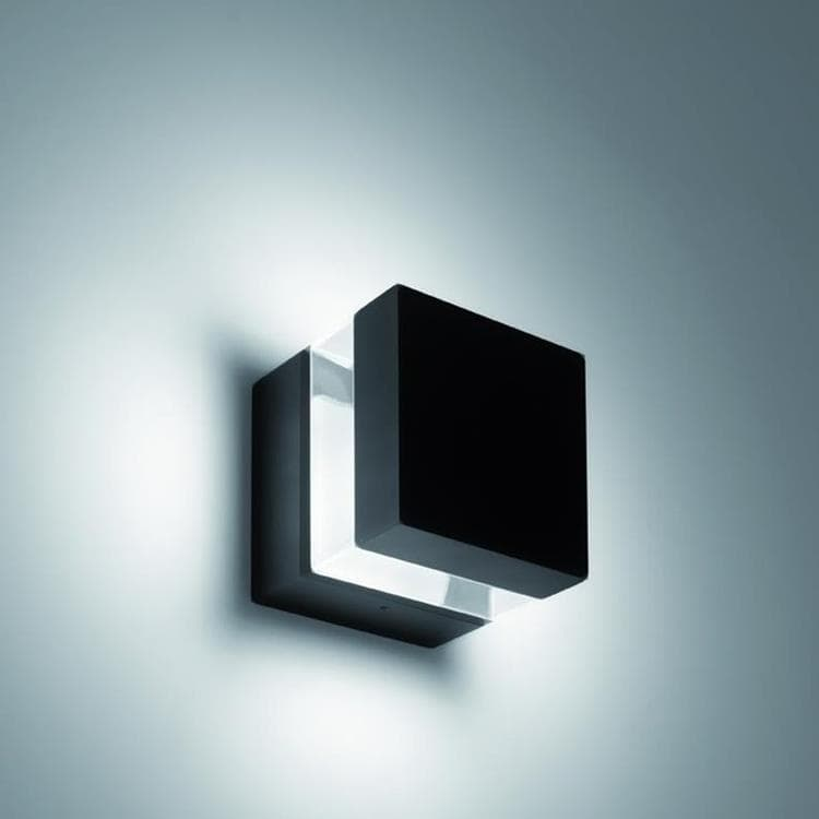 applique exterieur led anthracite