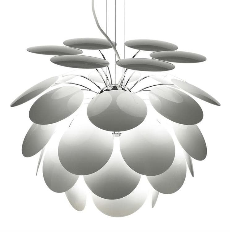 DISCOCO Blanc Suspension Ø132cm