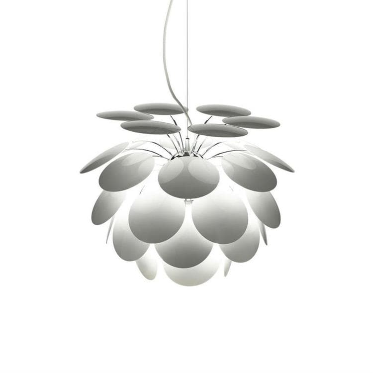 DISCOCO Blanc Suspension Ø35cm