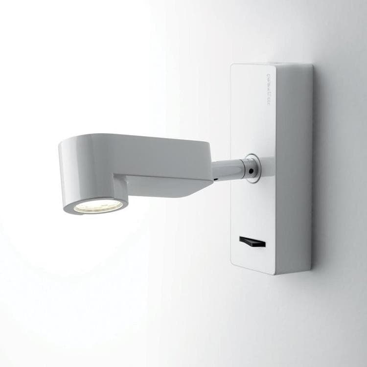 LEDPIPE Blanc Applique LED 16,5cm