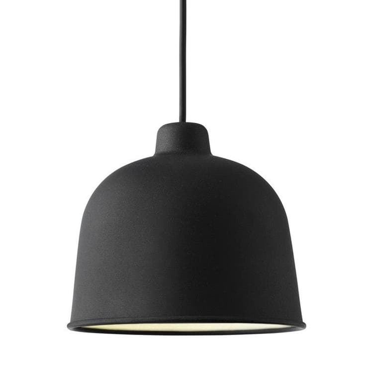 GRAIN Noir Suspension Ø21cm