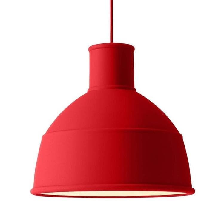 UNFOLD rouge rubis Suspension Souple Ø32,5cm