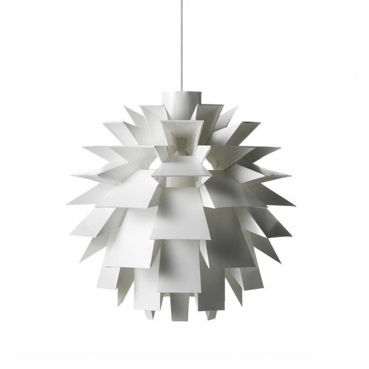 NORM 69 MOYEN Blanc Suspension Ø51cm