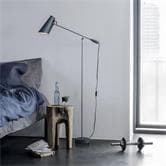 Lampadaire Northern Lighting BIRDY - Liseuse Gris H133cm