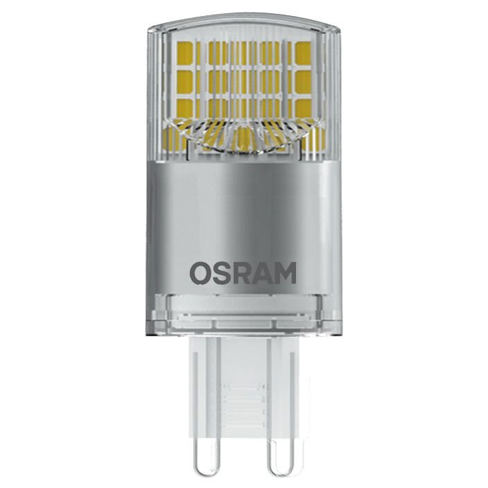 OSRAM  Ampoule LED capsule G9 Ø2cm 2700K 3.5W = 32W 350 Lumens Dimmable