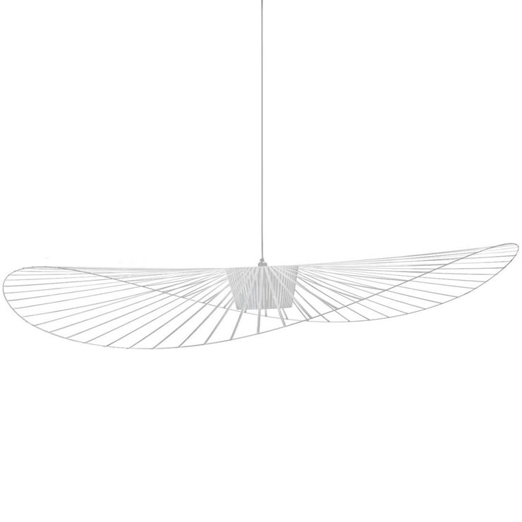 Suspension Blanc Ø140cm - VERTIGO Suspension Petite Friture ...