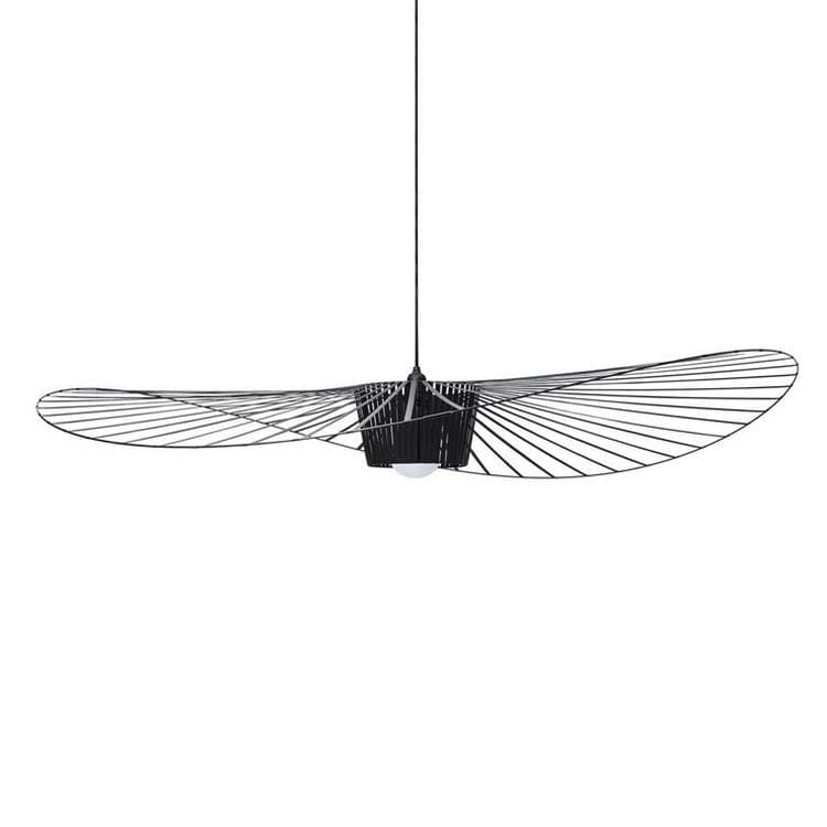 Suspension Noir Ø200cm - VERTIGO Suspension Petite Friture ...