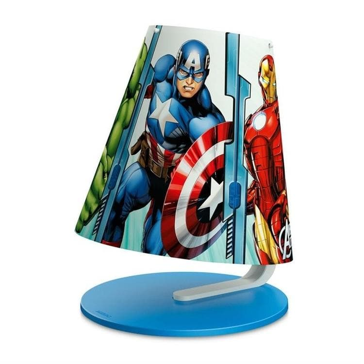 Luminaire enfants Philips - Disney - Lampe De Chevet Led Avengers H24cm