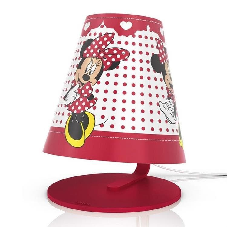 Luminaire enfants Philips - Disney - Lampe De Chevet Led Minnie Mouse H24cm