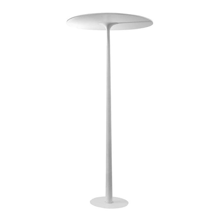 thx 1138 lampadaire m tal avec variateur h210cm blanc laque sphaus filippo dell 39 orto 1 730 00. Black Bedroom Furniture Sets. Home Design Ideas