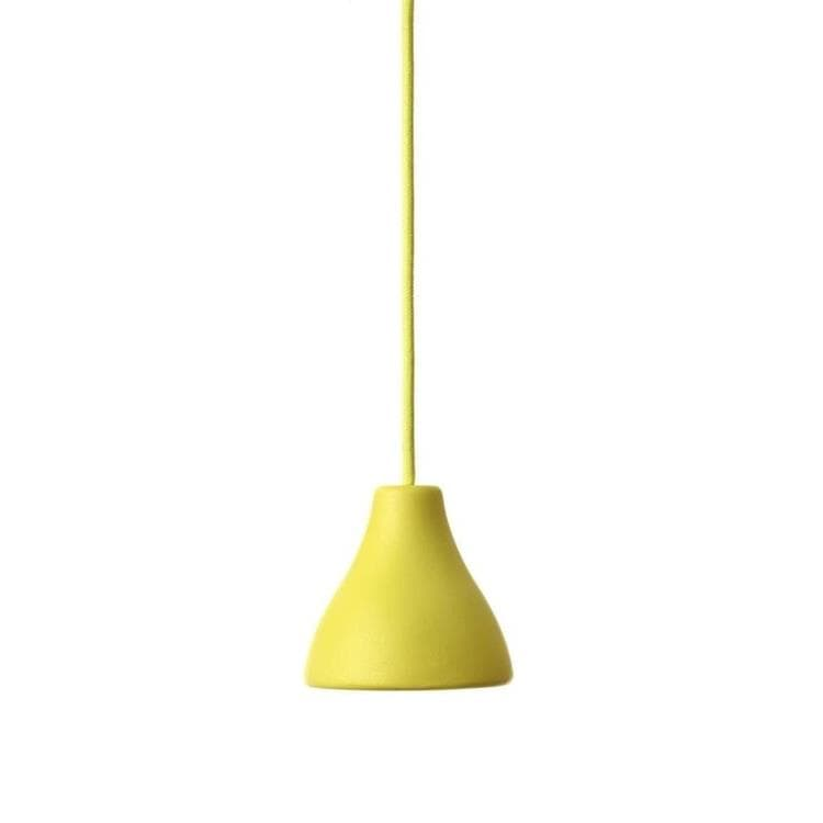 CKR W131 Jaune Suspension Aluminium Recyclé Ø12cm
