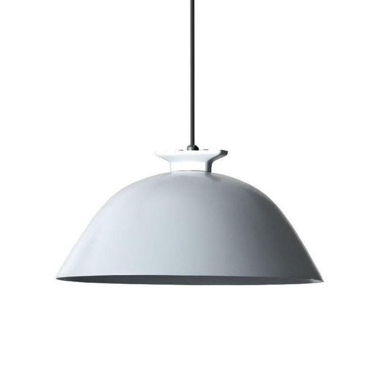 SEMPE W103S1 gris câble noir Suspension LED Métal Ø28cm