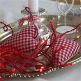 Guirlande et objet lumineux Xmas Living Glass LED WIRE - Guirlande Rouge 15 LED à pile L2,6m