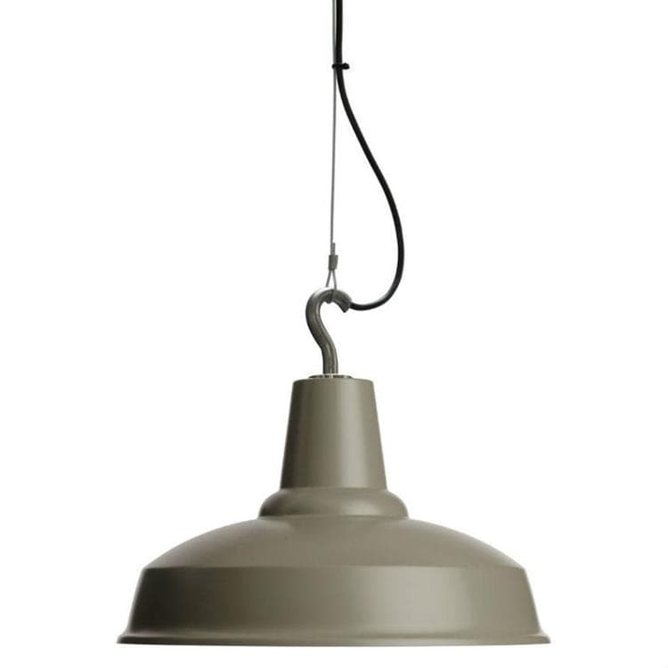 HOOK - Suspension d'extérieur Taupe Ø36cm Eleanor Home