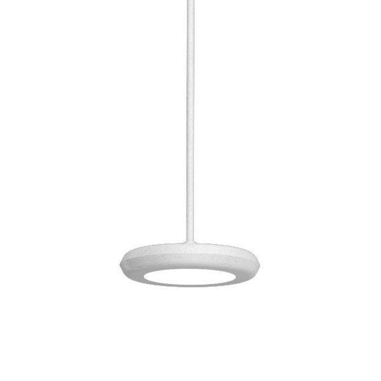 HAL Blanc Suspension LED Ø12cm
