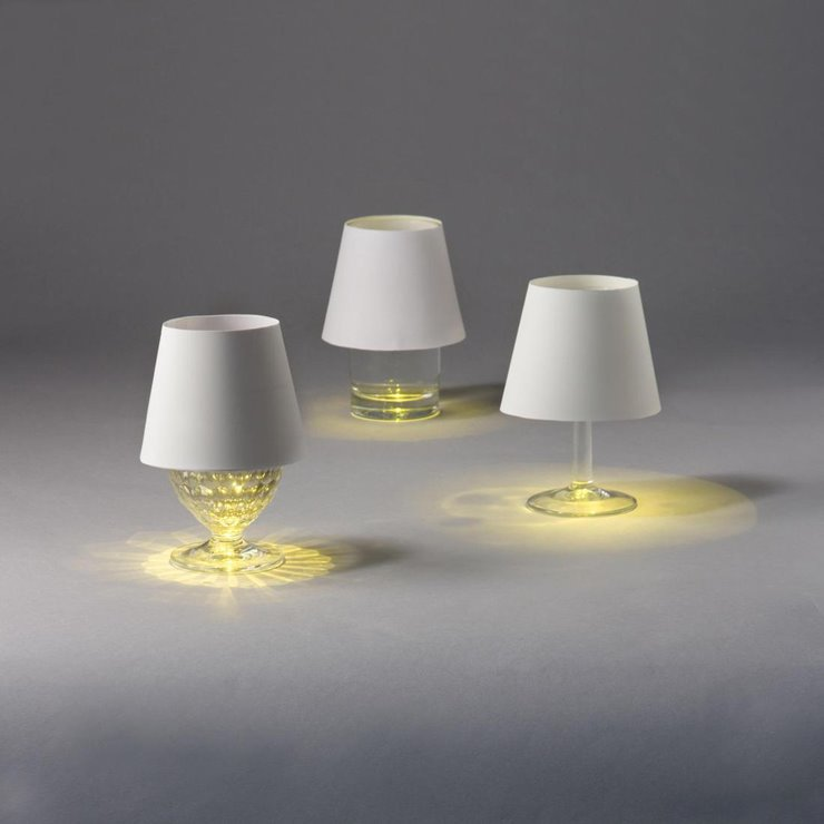 lampe design rechargeable