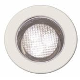 Spot Brilliant COSA - Kit de 10 Spots ronds LED encastrables Blanc chaud Ø3cm