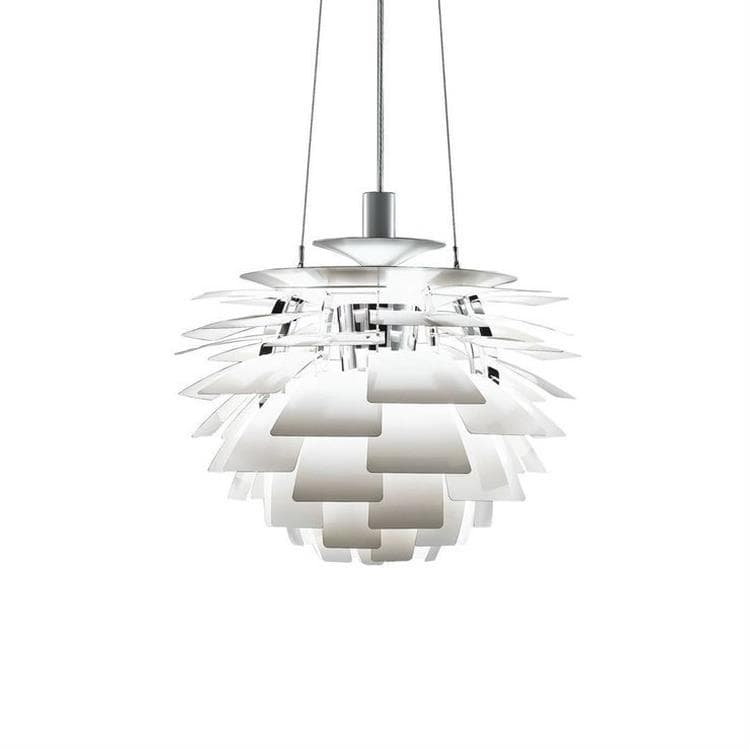 PH ARTICHOKE Blanc Suspension Métal Ø48cm