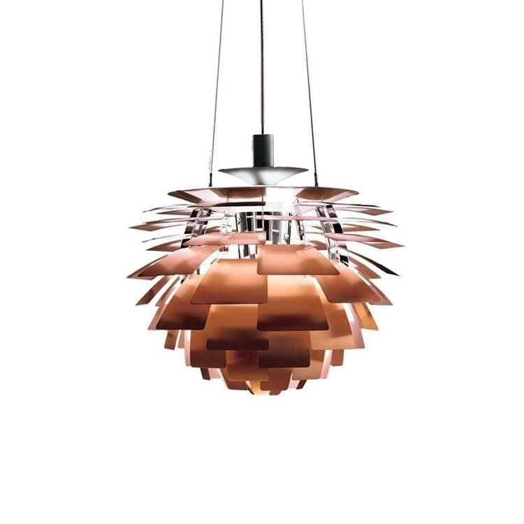 PH ARTICHOKE Cuivre Suspension Métal Ø48cm