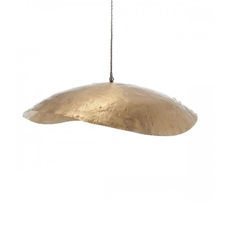 BRASS 95 Laiton Suspension Laiton L80cm