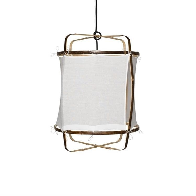 Suspension Bambou/Cot...