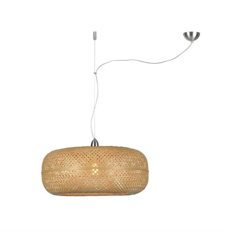 PALAWAN naturel Suspension Bambou Ø60cm