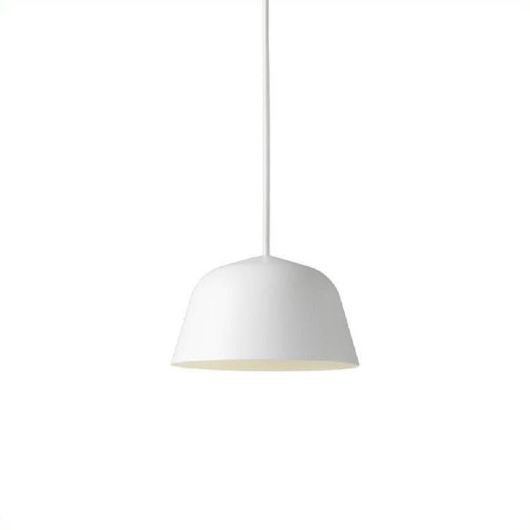 AMBIT MINI Blanc Suspension Métal Ø16.5cm