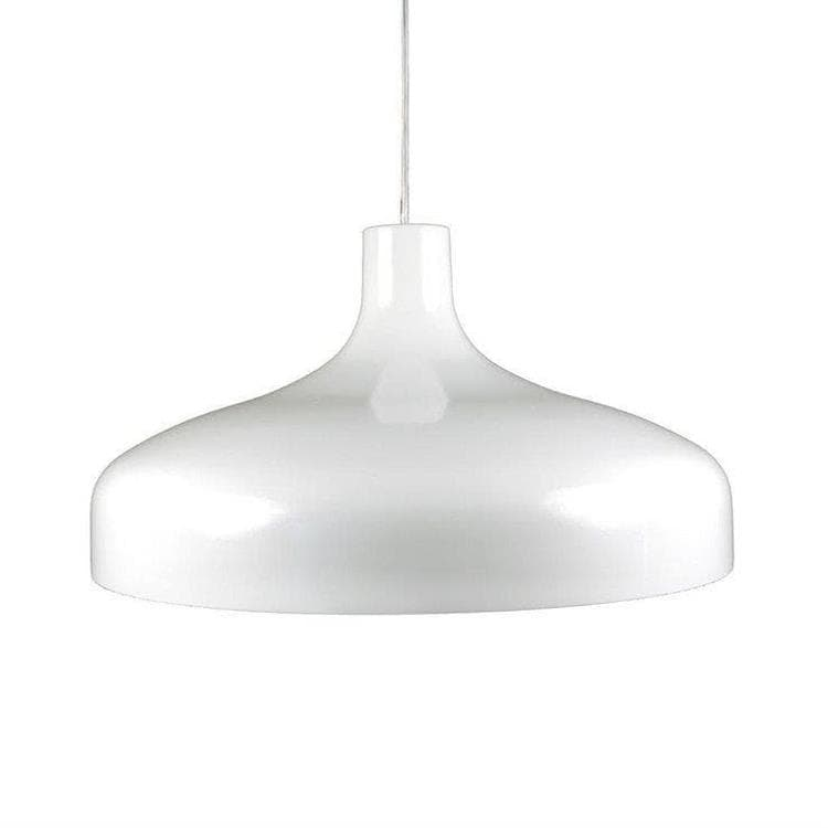 BRASILIA Blanc Suspension Ø42cm