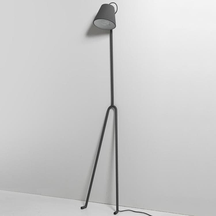 MANANA - Lampadaire Anthracite H170cm Design Stockholm House