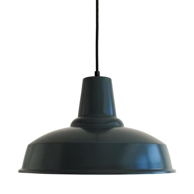 PANDULERA bleu nuit Suspension Ø35cm
