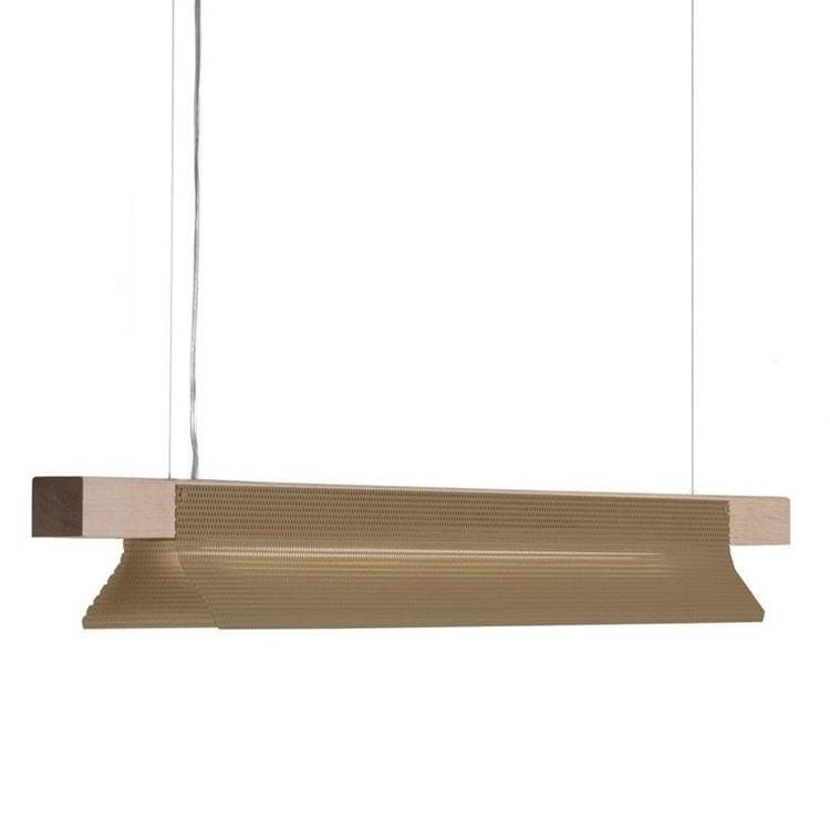 BRIDGET Or Suspension L160cm