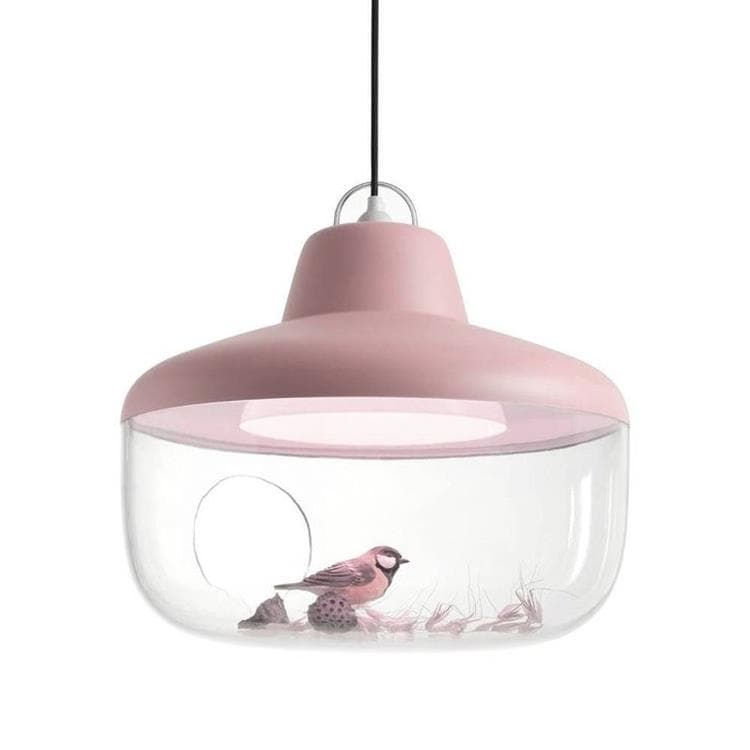 FAVORITE THINGS rose poudré Suspension Ø45cm