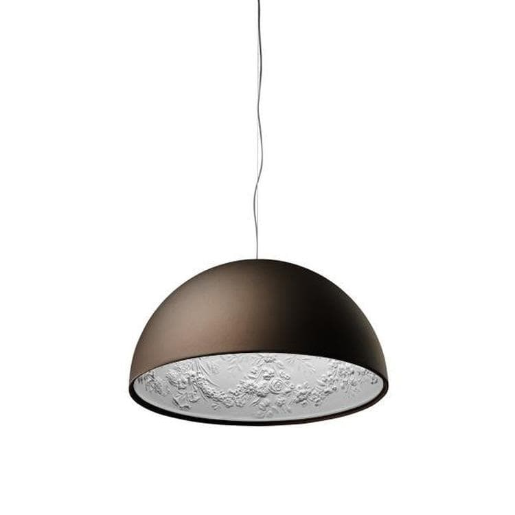 SKYGARDEN 1 marron mat Suspension Ø60cm