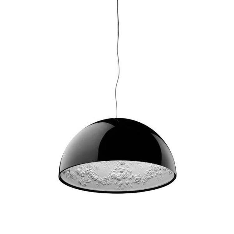 SKYGARDEN 1 Noir Suspension Ø60cm