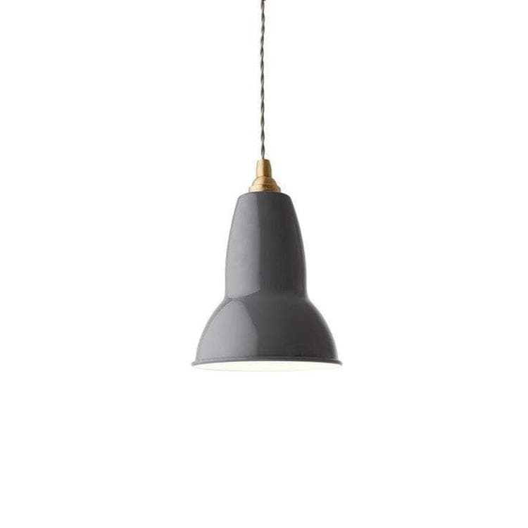 ORIGINAL 1227 BRASS gris Suspension Ø15cm