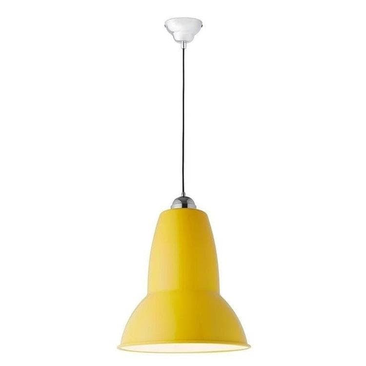 ORIGINAL 1227 GIANT jaune brillant Suspension Ø44cm