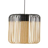 Suspension Forestier BAMBOO - Suspension Bambou/Noir H40cm