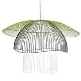 Suspension Forestier PAPILLON - Suspension Métal Bleu/Vert/Blanc Ø100cm