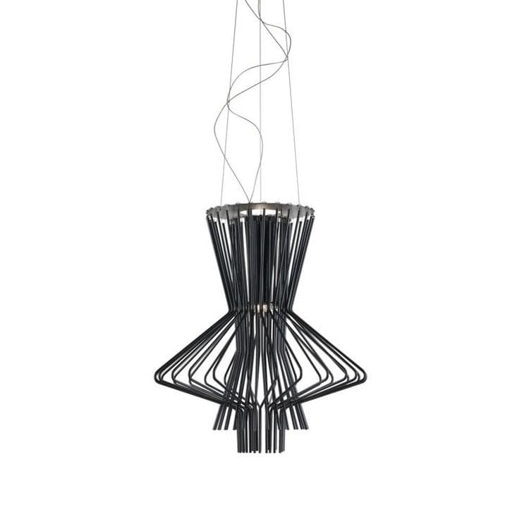 ALLEGRETTO RITMICO gris graphite Suspension Ø51cm