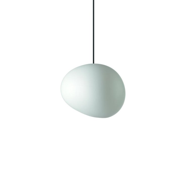 GREGG MEDIA Blanc Suspension d'extérieur Ø31cm