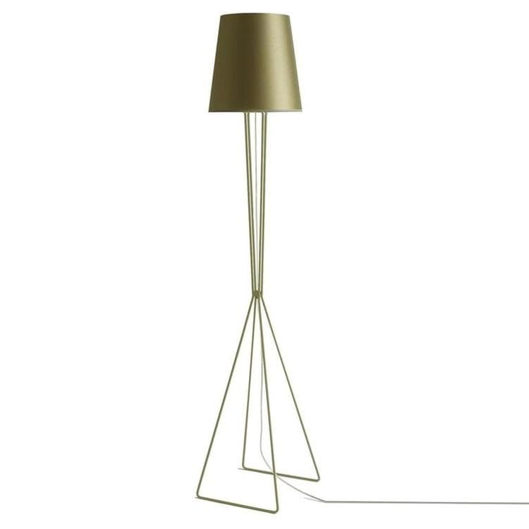 lampadaire or