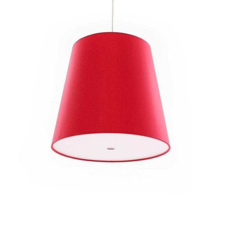SMALL CLUSTER Rouge Suspension Chintz Ø33cm