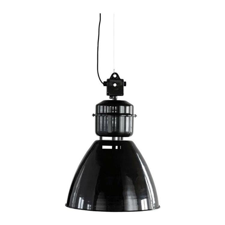 VOLUMEN Noir Suspension Métal Ø54cm