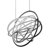 Suspension Artemide COPERNICO - Suspension LED Argent L104cm