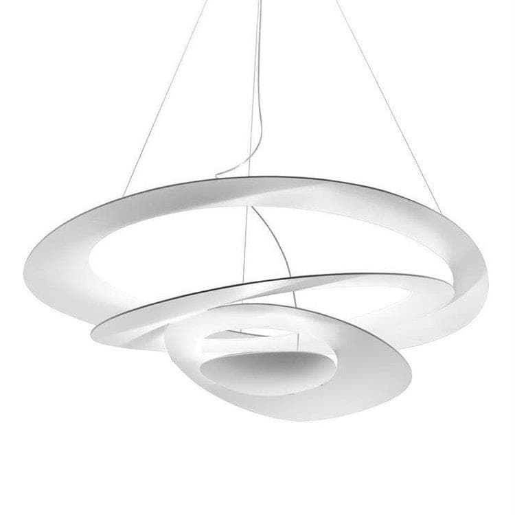 PIRCE Blanc Suspension Ø97cm