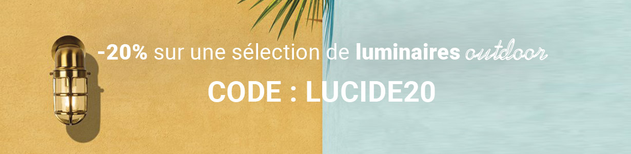 Coupon Lucide Outdoor